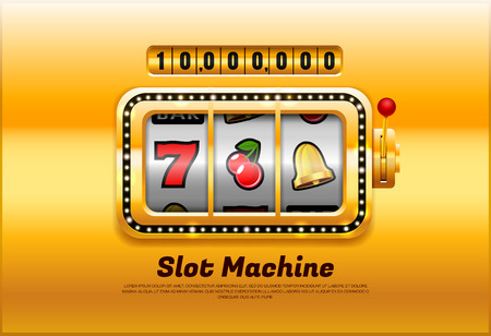 slot machine,the machine