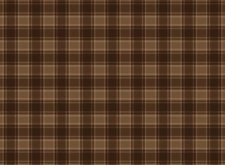 Tartan plaid brown vector cloth texture