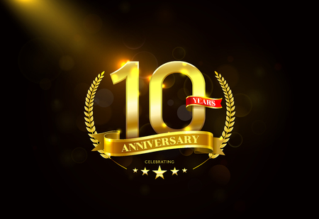 Th anniversary stock illustrations cliparts and royalty free