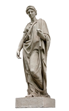 Hera (idintified with Juno by the Romans) is the Olympian Goddess of Marriage, protector of family and married women. Hera is the wife of Zeus, the king of Gods. photo