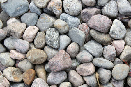 A closeup view of coast stones . Suitable for an abstract background. photo