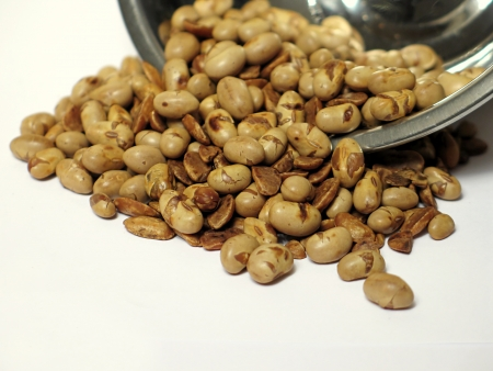 unsaturated: Roasted soybean 1