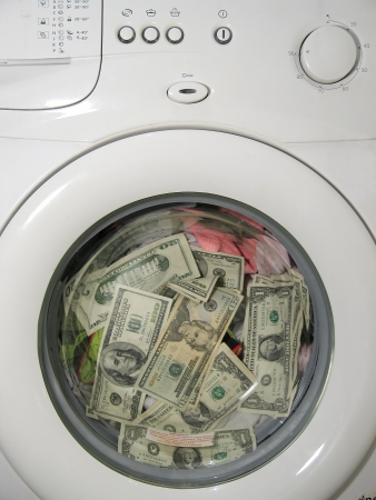Money laundering  photo