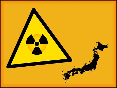 Radiation increased risk Stock Photo - 17224038