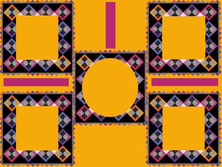 ethno: Ethno frames,multiple family frames