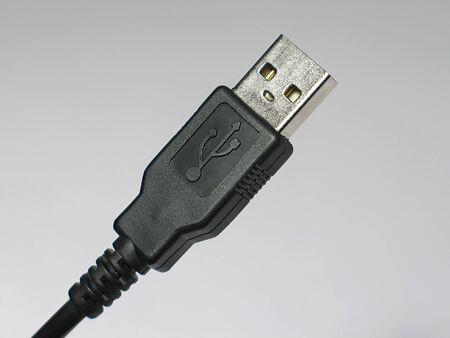 Usb cable plug