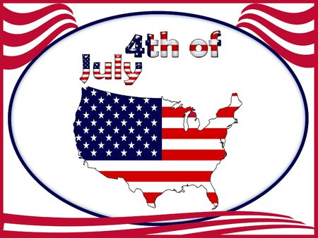 4th of july celebration Stock Photo - 17335933