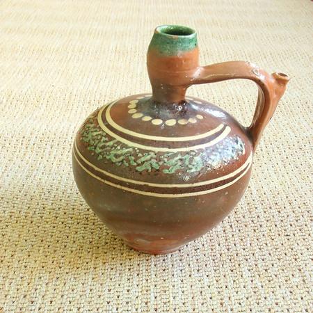 Old etno pottery jag
