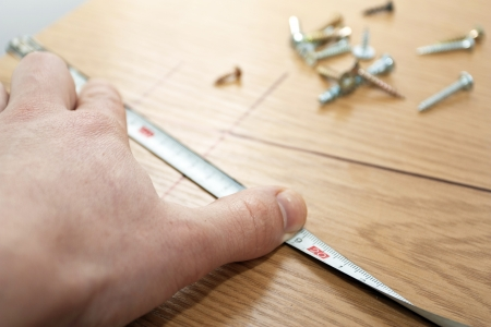 Furniture construction, - the drawing and application-oriented tools
