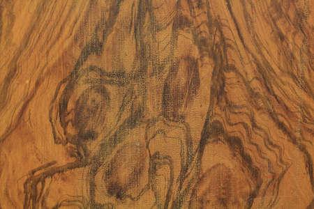 graining: vein painted surface Stock Photo