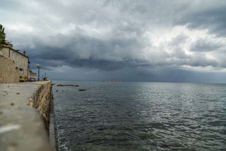 mirk: September in the Croatian city of Porec