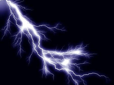 energies: Thunderbolt storm lightning