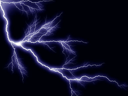 lightning storm: Thunderbolt storm lightning
