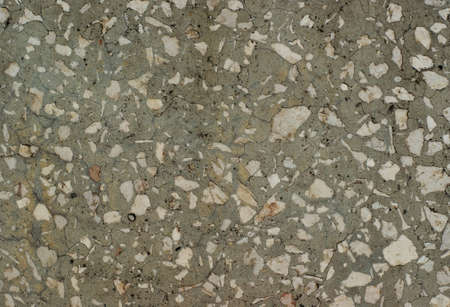 Texture and seamless background, of white granite stone