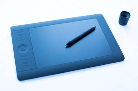 graphic tablet: Graphic tablet
