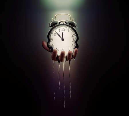 Czas ucieka Zdjęcie Seryjne