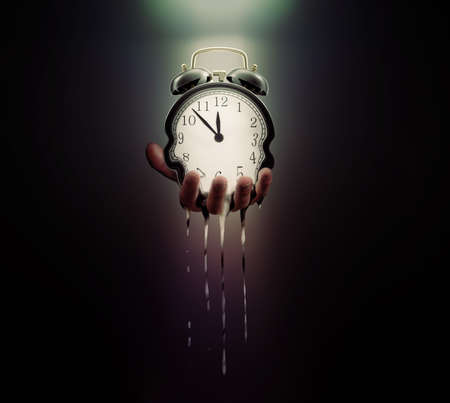 ticking away: Time is running out