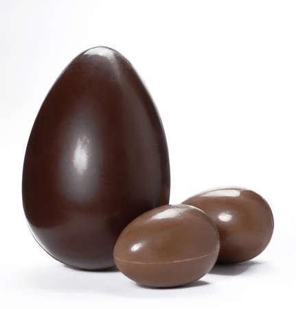 Chocolate eggs