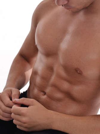 buff: Muscular man