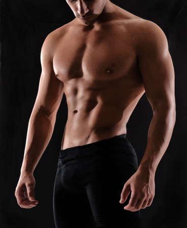 bod: Muscle man bod