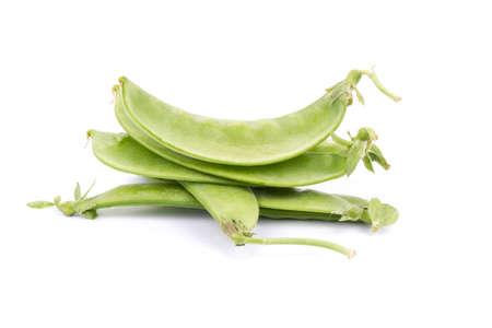An image of Snow peas photo