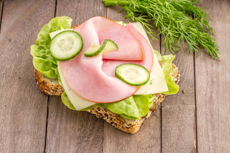 heathy: heathy sandwich