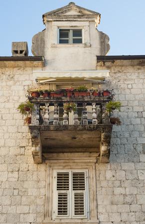 Scenic balcony photo