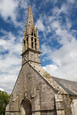 cited: Eglise Saint Ergat Pouldergat, Finistre, Brittany