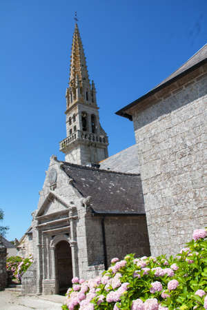 cited: Church of Saint Magloire Mahlon, Finistre, Brittany
