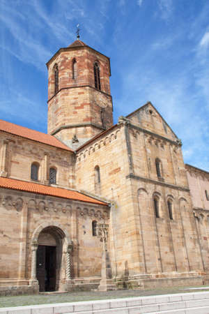 cited: St Pierre and St Pauls Church of Rosheim, Bas Rhin, Alsace