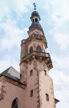 St. Georges Church Molsheim, Bas Rhin, Alsace photo