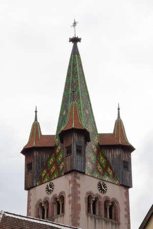 St. George Church Molsheim, Bas Rhin, Alsace photo