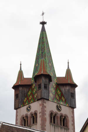 cited: St. George Church Molsheim, Bas Rhin, Alsace