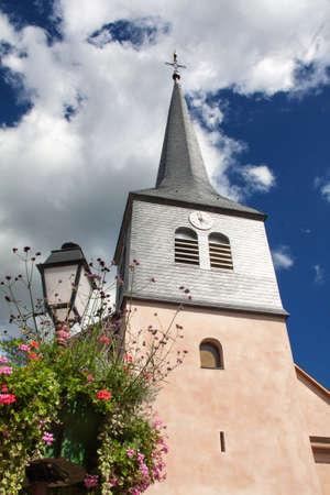 cited: Saint Stephen Wangen Church in the Bas Rhin, Alsace