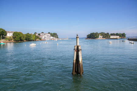 cited: Douarnenez - Tristan in the Finistere in Brittany - France