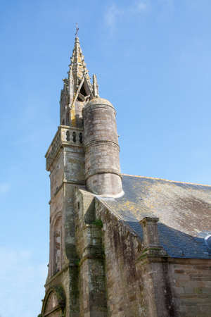 cited: Chapelle Sainte Helene, Douarnenez, Finistere, Brittany, France