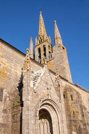 ordeal: Calvary Chapel and Tronoen, older big ordeal Britain - 1450 - Finistre, Brittany