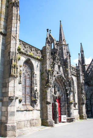 rood: The Basilica of Our Lady of Folgoet, Finistere, Brittany