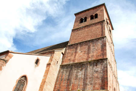 cited: Church of Our Lady of the Nativity-Saverne? Lower Rhine, France