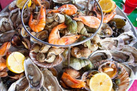 Seafood Platter Imagens - 41038077