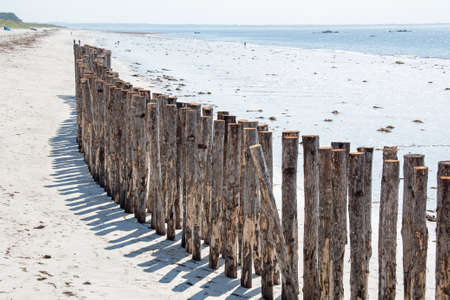amplitude: Protection of large amplitude of tides, Mousterlin Finistere