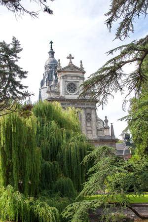 knew: St. Vincent Church, Blois, Loir et Cher, Loire Valley, France