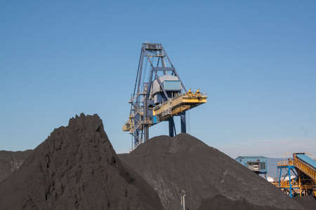 out of production: Coal storage and treadmill