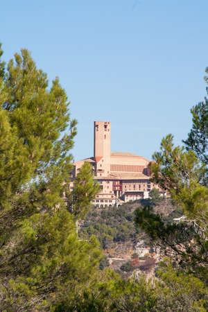 aragon: Monastery of Torreciudad, Aragon, Spain