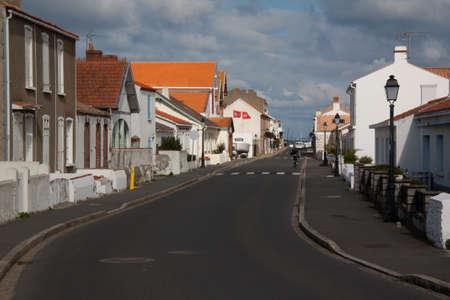 Street houses typical Venda  Ennes Imagens