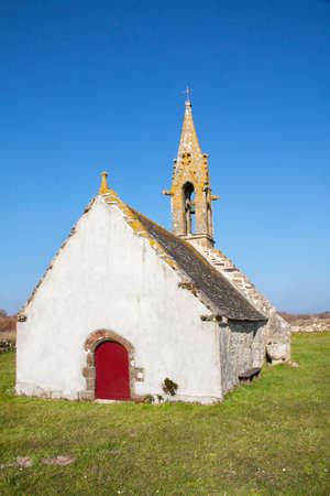 tr: Chapel St Vio, Tr? ? Guennec, Finist?re, Brittany