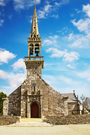 Church St.   rome. Finistore, Brittany France