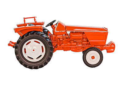 Toy model Result © tractor Duit