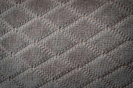 close up: Close up at pillowcase.