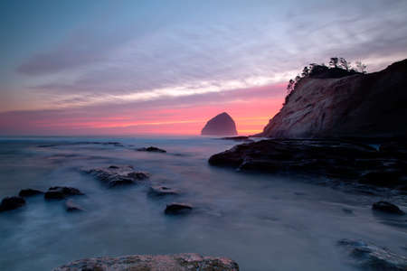 Cape Kiwanda Stock Photo